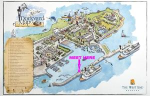 heritage kings wharf dockyard bermuda map